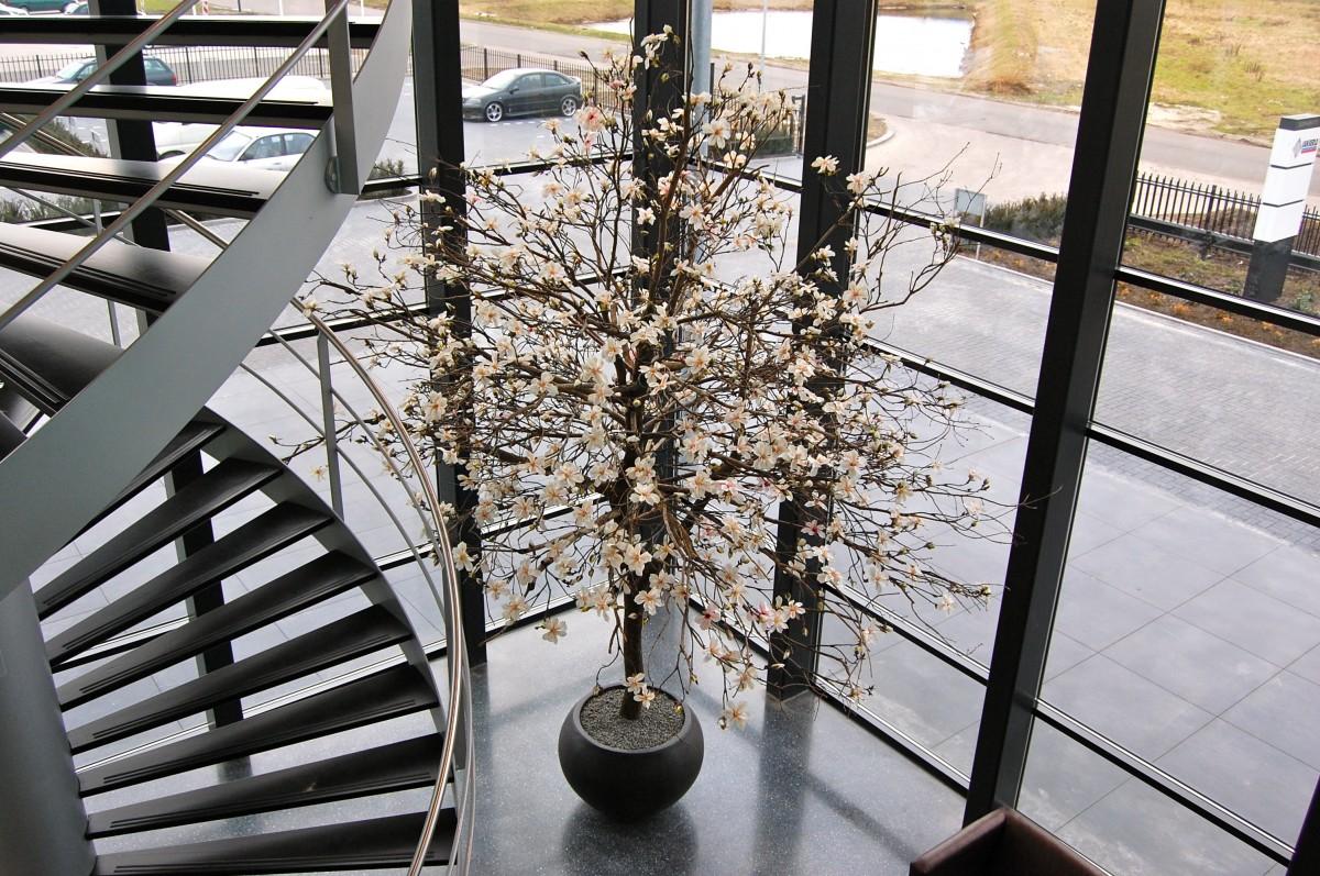 Van Berlo Vloeren : Van berlo bedrijfsvloeren kunstboomkunst